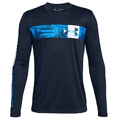 Boys 8-20 Under Armour Crossbar Long-Sleeve Tee