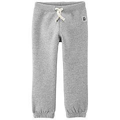 Baby Boy Carter's Basic Fleece Sweatpants