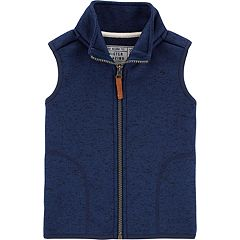 Baby Boy Carter's Fleece Vest