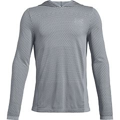 Boys 8-20 Under Armour Seamless Hooded Tee