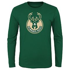 Boys 8-20 Milwaukee Bucks Primary Logo Tee
