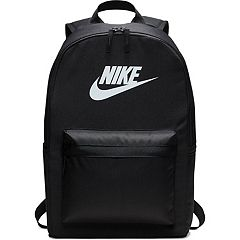 6732bbfbdc Nike Heritage Mesh Backpack. Black Blue Dot