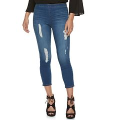 Women's Jennifer Lopez Cropped Jeggings