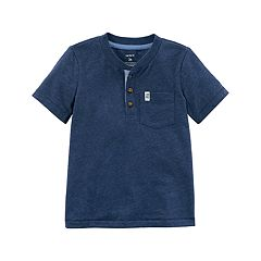 Boys 4-8 Carter's Pocket Henley