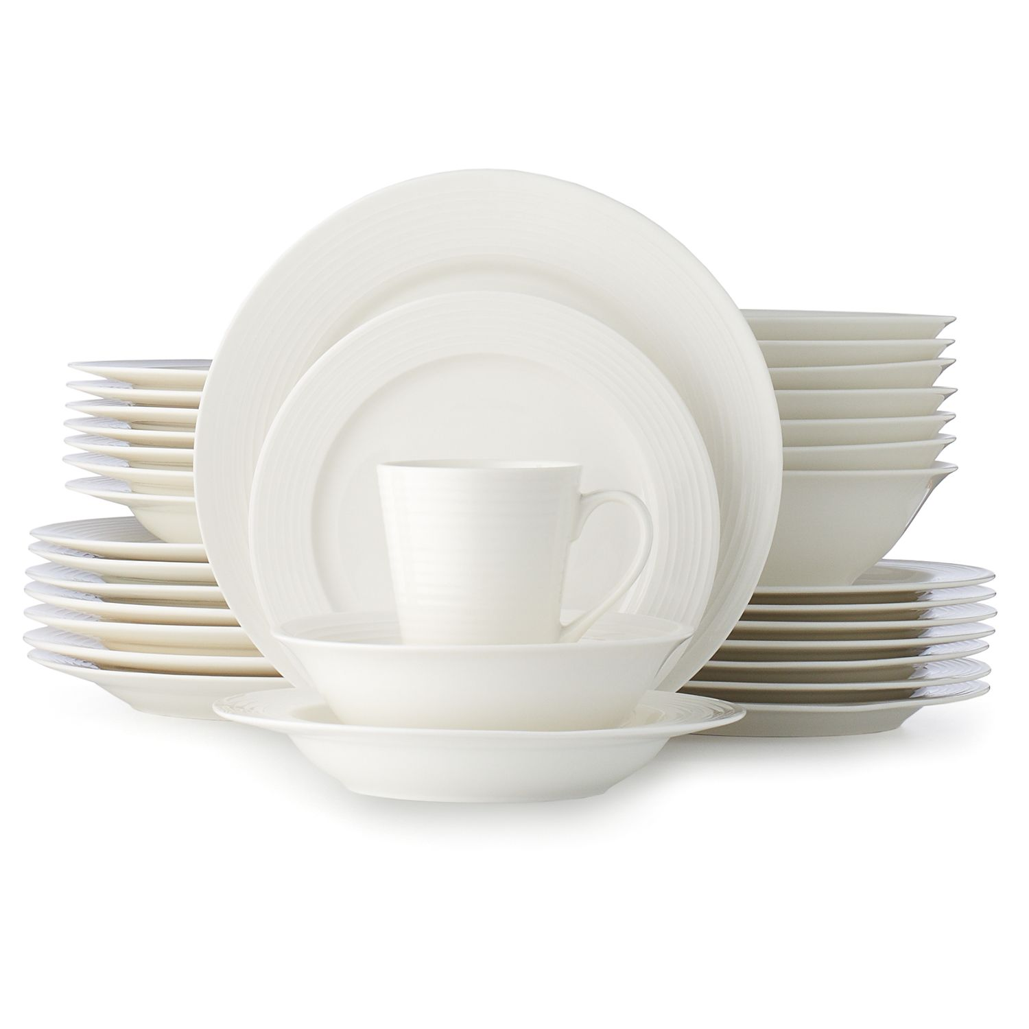 Dinnerware Set  sc 1 st  Kohlu0027s & Food Network™ 40-pc. Dinnerware Set