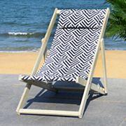 Safavieh Indoor / Outdoor Folding Sling Chair