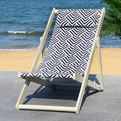 Safavieh Indoor / Outdoor Folding Sling Chair