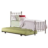 Hillsdale Furniture Molly Twin Bed & Roll-Out Trundle 2-piece Set