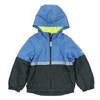 Boys 4-7 OshKosh B'gosh® Colorblock Reflective Lined Midweight Jacket