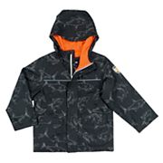 Boys 4-7 OshKosh B'gosh® Shark Print Midweight Rain Jacket