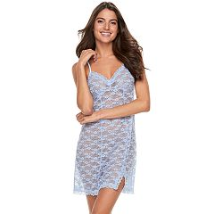 Women's Apt. 9®  Sheer Lace Chemise