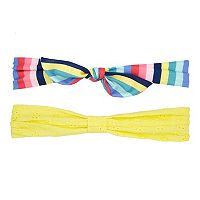 Baby Girl Carter's 2-pack Bow Headwraps