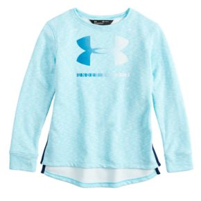 Girls 7-16 Under Armour Finale Long Sleeve Tee