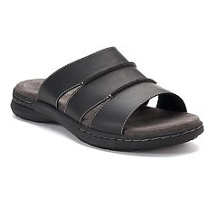 Croft & Barrow® Piano Men's Sandals