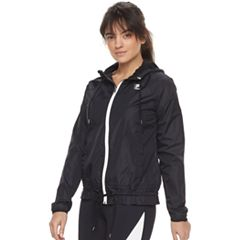 Women's FILA SPORT® Adjustable Hem Woven Jacket
