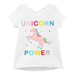 Girls 4-14 Carter's 'Unicorn Power' Graphic Tee