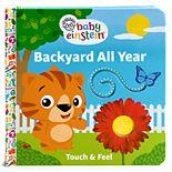 Baby Einstein Backyard All Year Book