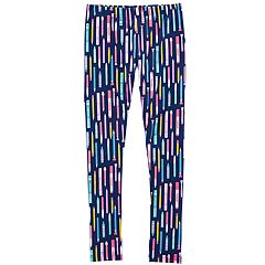 Girls 4-14 Carter's Pencils & Markers Leggings