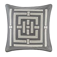 N Natori Nara Embroidered Euro Sham