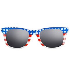 Wembley Stars and Stripes Sunglasses