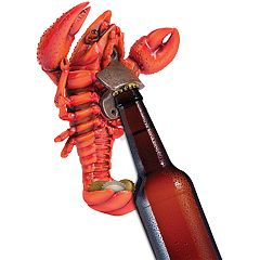 Wembley Mounted Lobster Bottle Opener