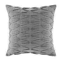 N Natori Nara Pintuck Throw Pillow