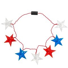 Light-Up Star Necklace