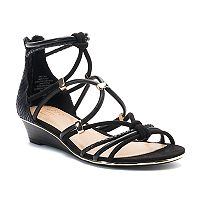 Apt. 9® Women's Strappy Wedge Sandals