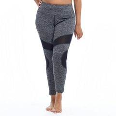 Plus Size Marika Optic Jacquard Leggings