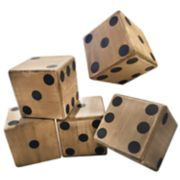 Yard Dice Game Set