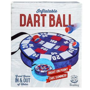 Wembley Inflatable Dart Ball Game