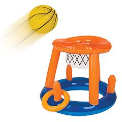 Inflatable Basketball Set
