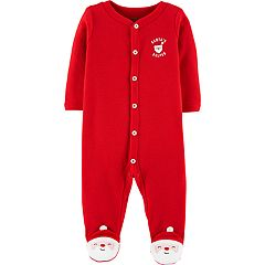 Baby Carter's 'Santa's Helper' Thermal Sleep & Play