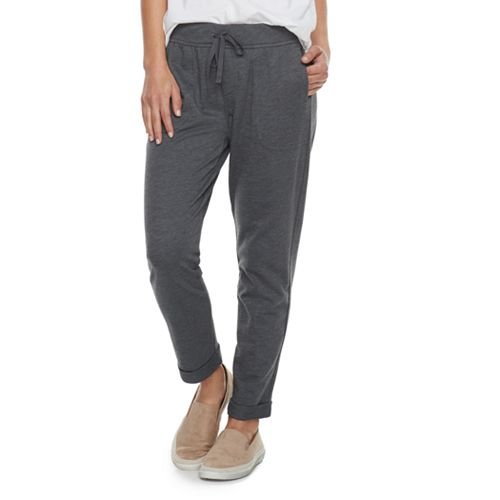 Petite SONOMA Goods for Life™ French Terry Jogger Pants