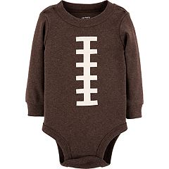 Baby Carter's Football Bodysuit