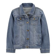 Girls 4-12 Carter's Denim Jacket