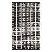 Safavieh Montauk Dani Greek Key Tile Rug