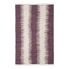 Safavieh Montauk Bronson Abstract Striped Rug
