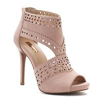 Jennifer Lopez Sweet Gum Women's Cutout High Heels