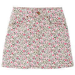 Girls 4-12 Carter's Floral Skirt