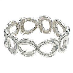 Dana Buchman Geometric Stretch Bracelet