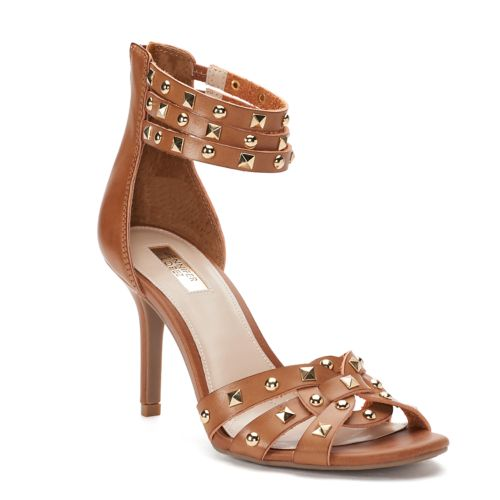 Jennifer Lopez Redwood Women's ... Studded High Heels