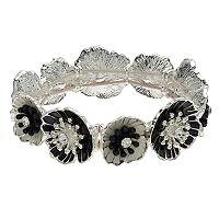 Dana Buchman Poppy Stretch Bracelet