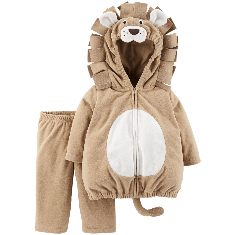 sc 1 st  Kohlu0027s & Baby Carteru0027s Little Lion Halloween Costume