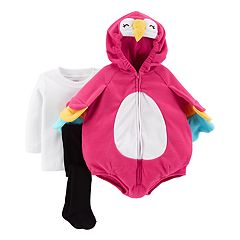 Baby Girl Carter's Little Parrot Halloween Costume
