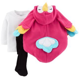 Baby Girl Carter's Little Parrot Halloween Costume