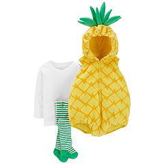 Baby Girl Carter's Little Pineapple Halloween Costume