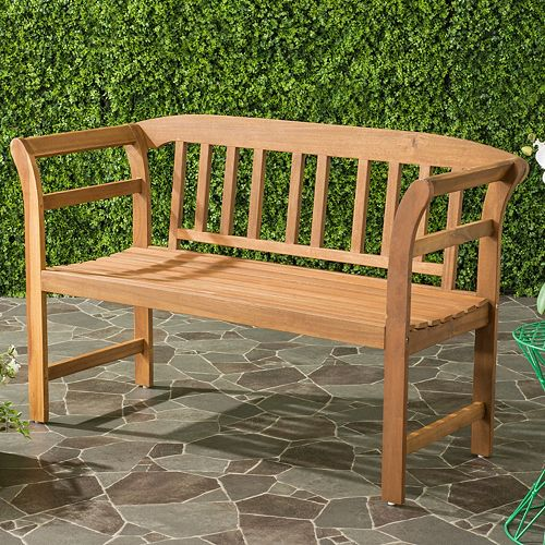 Safavieh Indoor / Outdoor Loveseat Bench