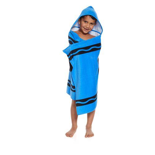 Kids Crayola Hooded Towel