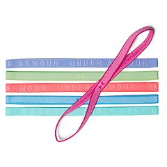 Girls 4-16 Under Armour 6-pack Mini Headbands